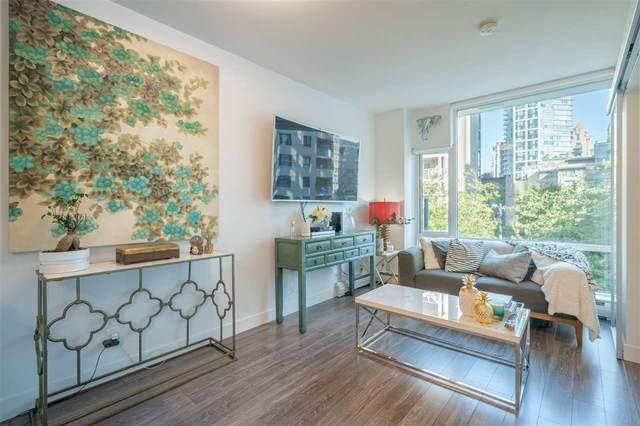 1283 Howe Street #405, Vancouver, BC V6Z 0E3 (#R2512654) :: Initia Real Estate