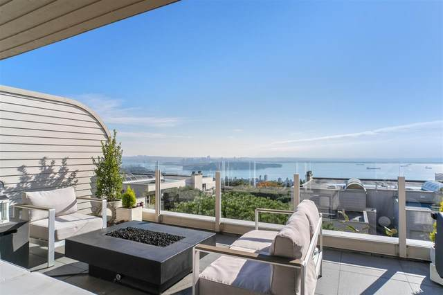 2274 Folkestone Way #107, West Vancouver, BC V7S 2X7 (#R2512664) :: Initia Real Estate