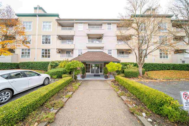10038 150 Street #206, Surrey, BC V3R 0M7 (#R2512832) :: 604 Home Group