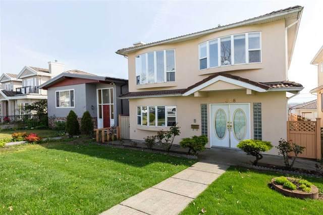 1348 E 61ST Avenue, Vancouver, BC V5X 2C7 (#R2512922) :: 604 Home Group