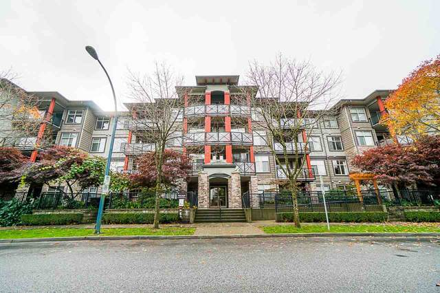 2336 Whyte Avenue #102, Port Coquitlam, BC V3C 0A7 (#R2513094) :: Ben D'Ovidio Personal Real Estate Corporation | Sutton Centre Realty