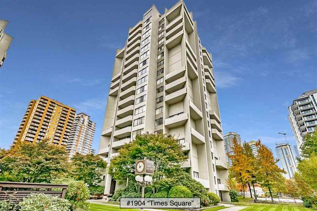 4300 Mayberry Street #1904, Burnaby, BC V5H 4A4 (#R2513425) :: 604 Home Group