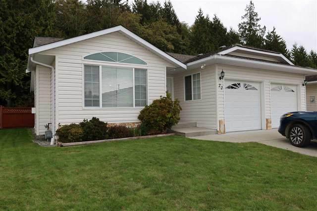 535 Shaw Road #22, Gibsons, BC V0N 1V8 (#R2513468) :: Initia Real Estate