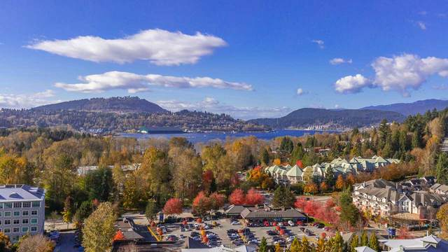 288 Ungless Way #1605, Port Moody, BC V3H 0C9 (#R2513689) :: Ben D'Ovidio Personal Real Estate Corporation | Sutton Centre Realty