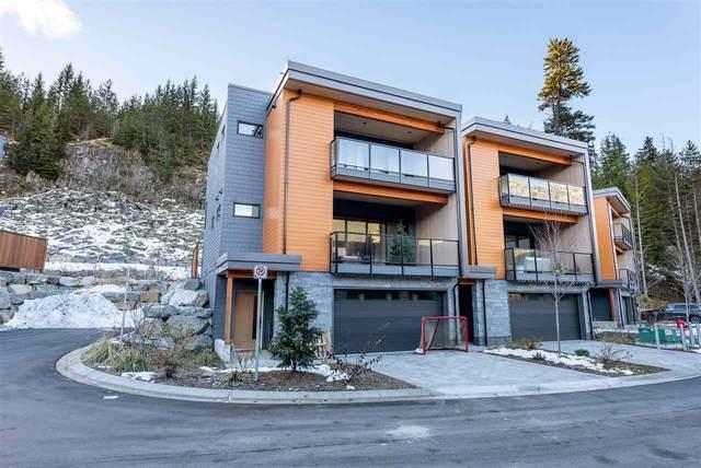 1350 Cloudburst Drive #9, Whistler, BC V8E 1N6 (#R2517581) :: Ben D'Ovidio Personal Real Estate Corporation   Sutton Centre Realty