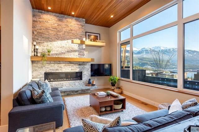 8604 Jon Montgomery Stroll, Whistler, BC V8E 1L9 (#R2518787) :: Premiere Property Marketing Team