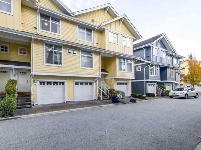 935 Ewen Avenue #104, New Westminster, BC V3M 0A1 (#R2519468) :: 604 Home Group