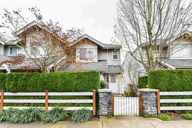 6568 193B Street #13, Surrey, BC V4N 5S2 (#R2519663) :: Premiere Property Marketing Team