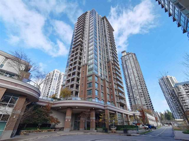 1155 The High Street #2008, Coquitlam, BC V3B 7W4 (#R2520509) :: 604 Realty Group