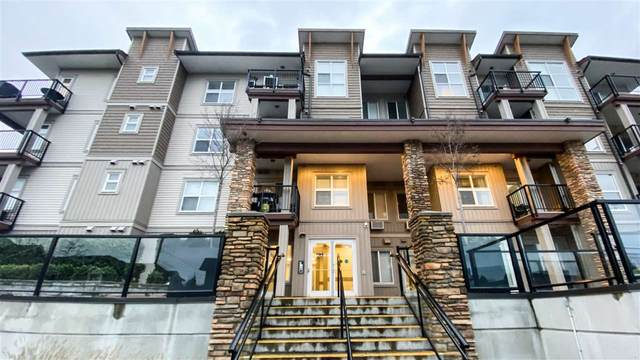 20175 53 Avenue #407, Langley, BC V3A 0J8 (#R2520515) :: 604 Realty Group
