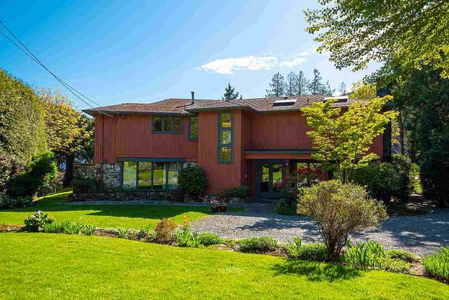 4796 Highway, West Vancouver, BC V7W 1J5 (#R2523899) :: 604 Realty Group