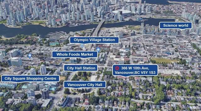 366 W 10TH Avenue, Vancouver, BC V5Y 1S3 (#R2525153) :: RE/MAX City Realty