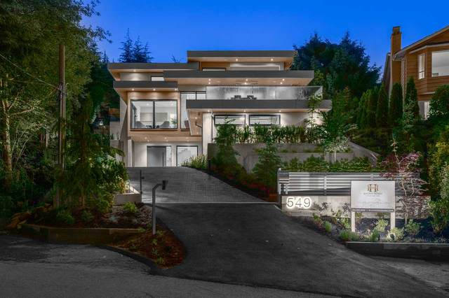 549 St. Andrews Road, West Vancouver, BC V7S 1V1 (#R2526176) :: Ben D'Ovidio Personal Real Estate Corporation | Sutton Centre Realty