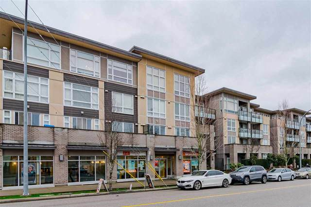 85 Eighth Avenue #301, New Westminster, BC V3L 0E9 (#R2528425) :: Ben D'Ovidio Personal Real Estate Corporation | Sutton Centre Realty