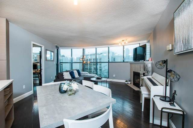 1630 W 1ST Avenue #304, Vancouver, BC V6J 1G1 (#R2530489) :: Premiere Property Marketing Team
