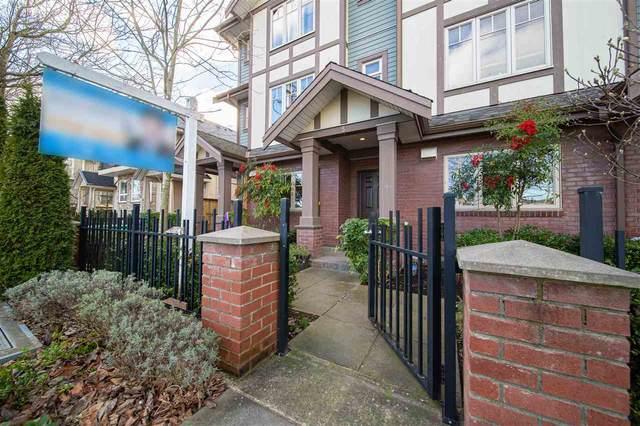 8091 No. 2 Road #5, Richmond, BC V7C 3M2 (#R2530688) :: RE/MAX City Realty