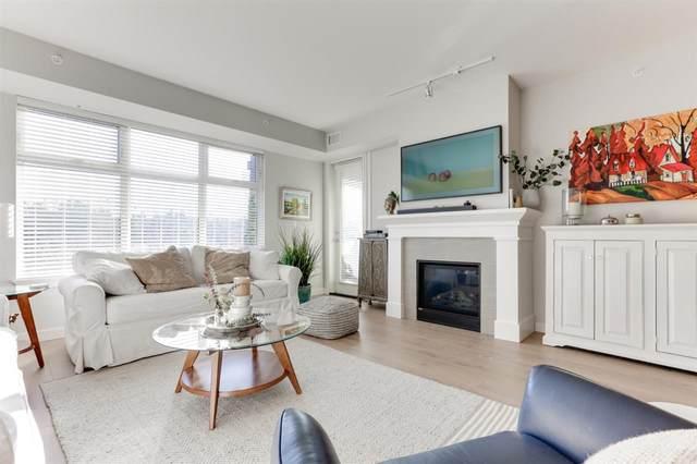 5011 Springs Boulevard #204, Tsawwassen, BC V4M 0A5 (#R2531369) :: Ben D'Ovidio Personal Real Estate Corporation | Sutton Centre Realty