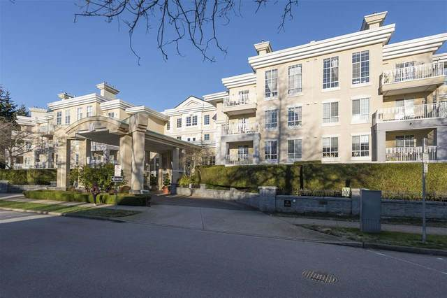 5835 Hampton Place #222, Vancouver, BC V6T 2G2 (#R2531420) :: Ben D'Ovidio Personal Real Estate Corporation   Sutton Centre Realty