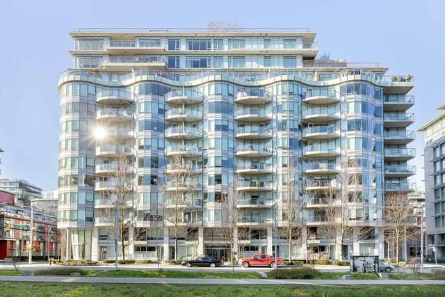 1661 Ontario Street #605, Vancouver, BC V5Y 0C3 (#R2532138) :: RE/MAX City Realty