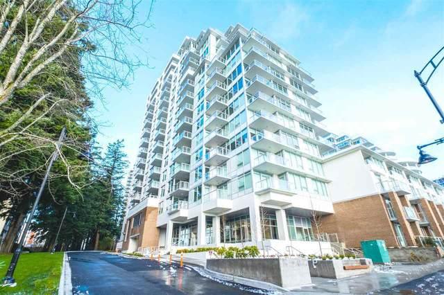 15165 Thrift Avenue #709, White Rock, BC V4B 3Z4 (#R2532146) :: Macdonald Realty