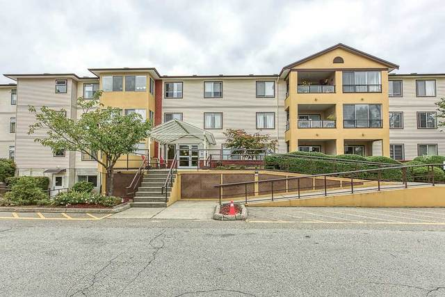 1802 Duthie Avenue #204, Burnaby, BC V5A 2R8 (#R2533087) :: RE/MAX City Realty