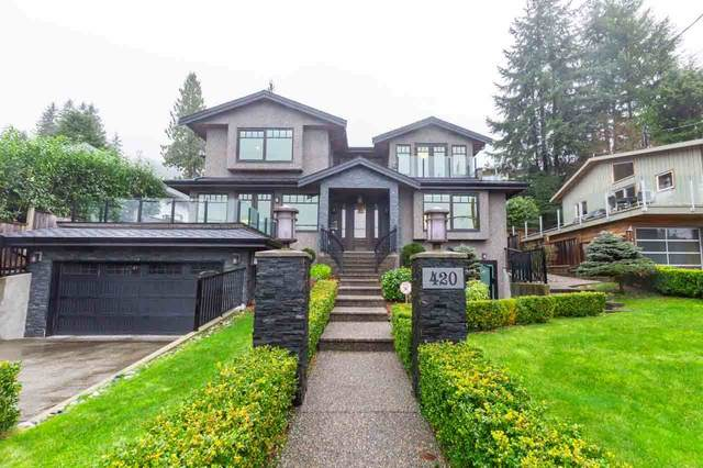 420 Crestwood Avenue, North Vancouver, BC V7N 3C3 (#R2533468) :: RE/MAX City Realty