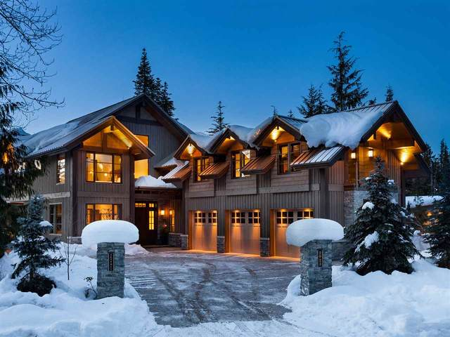 2923 Heritage Peaks Trail, Whistler, BC V8E 0L6 (#R2533570) :: RE/MAX City Realty