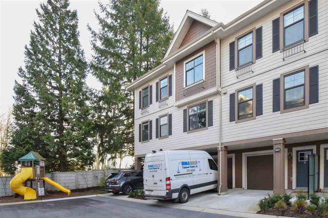 1818 Harbour Street #8, Port Coquitlam, BC V3C 1A3 (#R2533924) :: RE/MAX City Realty