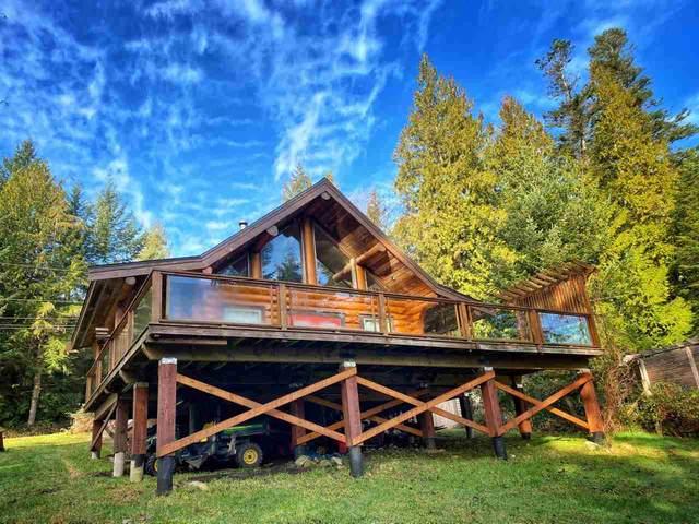 420 Gavin Road, Keats Island, BC V0N 1V0 (#R2535796) :: 604 Realty Group