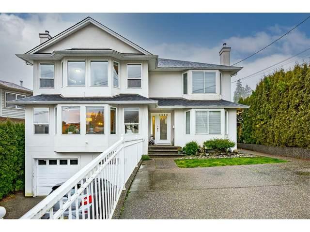 1266 Alderside Road, Port Moody, BC V3H 3A6 (#R2536135) :: Macdonald Realty