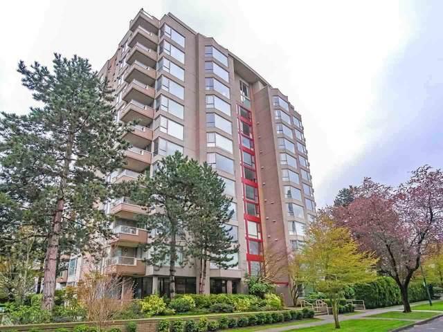 2108 W 38TH Avenue #601, Vancouver, BC V6M 1R9 (#R2536664) :: Macdonald Realty
