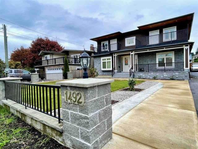 1492 Sherlock Avenue, Burnaby, BC V5A 2M8 (#R2539732) :: Macdonald Realty