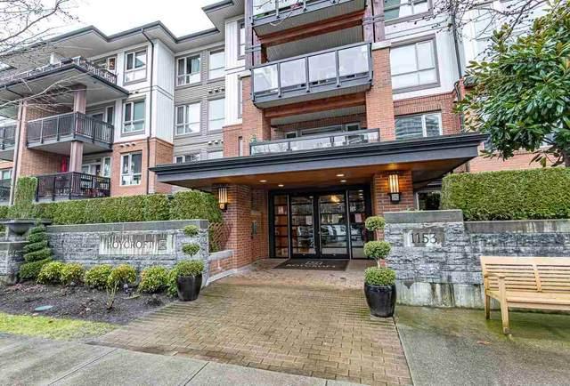 1153 Kensal Place #317, Coquitlam, BC V3B 0G8 (#R2540055) :: RE/MAX City Realty