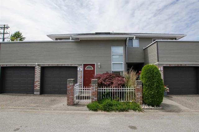 6380 48A Avenue #8, Delta, BC V4K 4W3 (#R2540431) :: RE/MAX City Realty