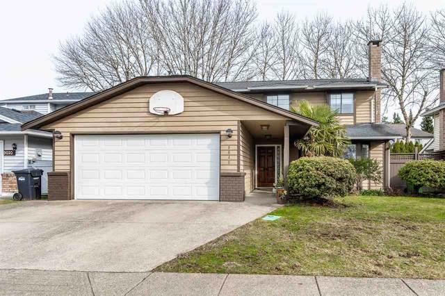 9040 Arrowsmith Drive, Richmond, BC V7A 4Y8 (#R2540558) :: RE/MAX City Realty