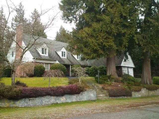 1115 Sutton Place, West Vancouver, BC V7S 2L3 (#R2540653) :: Macdonald Realty