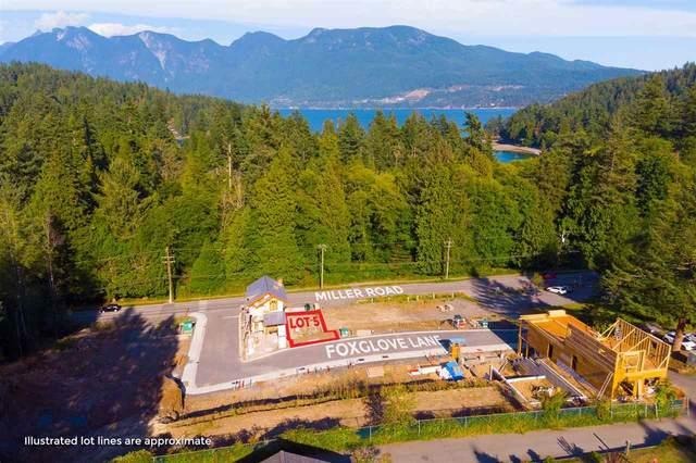 Lot 5 Foxglove Lane, Bowen Island, BC V0N 1G1 (#R2540759) :: Macdonald Realty
