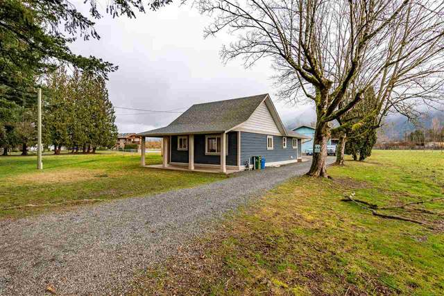 51584 Old Yale Road, Rosedale, BC V0X 1X2 (#R2541285) :: RE/MAX City Realty