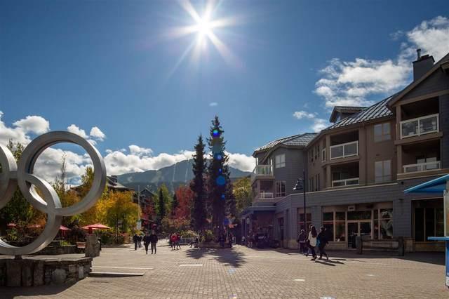 4338 Main Street #215, Whistler, BC V8E 1B4 (#R2541340) :: Macdonald Realty