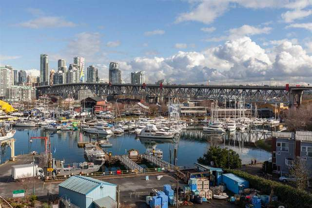 1490 Pennyfarthing Drive #412, Vancouver, BC V6J 4Z3 (#R2541410) :: RE/MAX City Realty