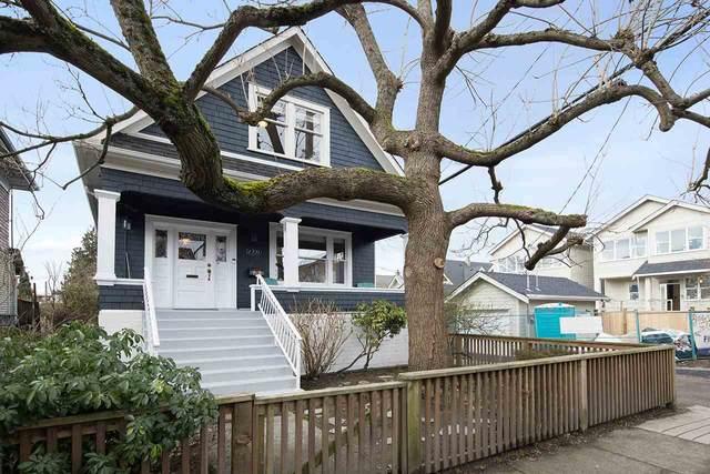 1331 Salsbury Drive, Vancouver, BC V5L 4B4 (#R2541515) :: RE/MAX City Realty