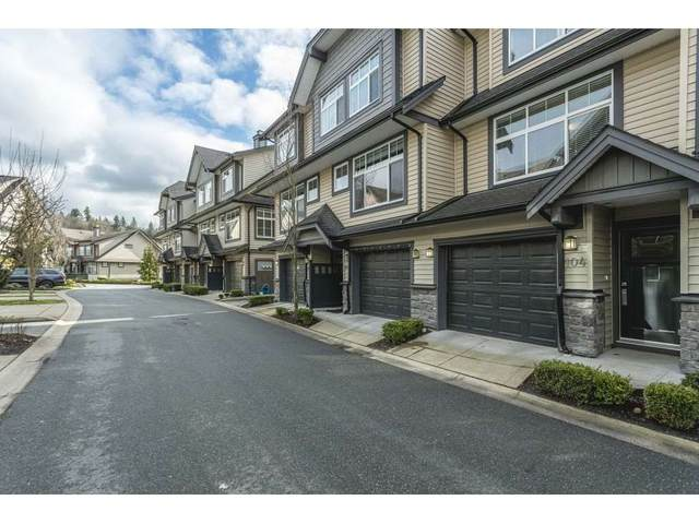 13819 232 Street #104, Maple Ridge, BC V4R 0C7 (#R2541822) :: RE/MAX City Realty