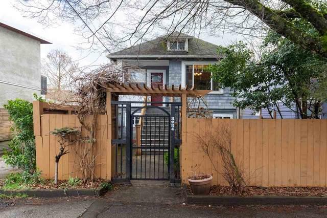 3234 Prince Edward Street, Vancouver, BC V5V 3X5 (#R2541850) :: RE/MAX City Realty