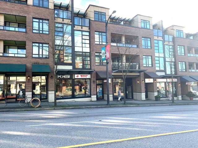 2150 E Hastings Street #221, Vancouver, BC V5L 0A5 (#R2542042) :: RE/MAX City Realty
