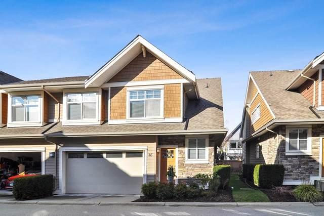 2453 163 Street #46, Surrey, BC V3Z 8N6 (#R2542069) :: RE/MAX City Realty