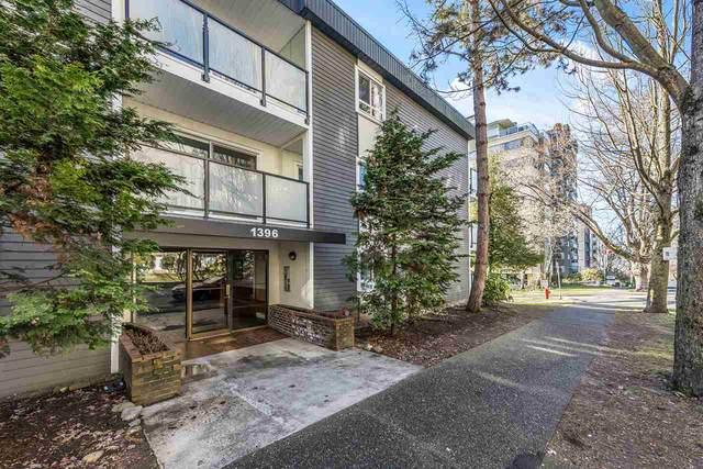 1396 Burnaby Street #204, Vancouver, BC V6E 1P9 (#R2542141) :: RE/MAX City Realty