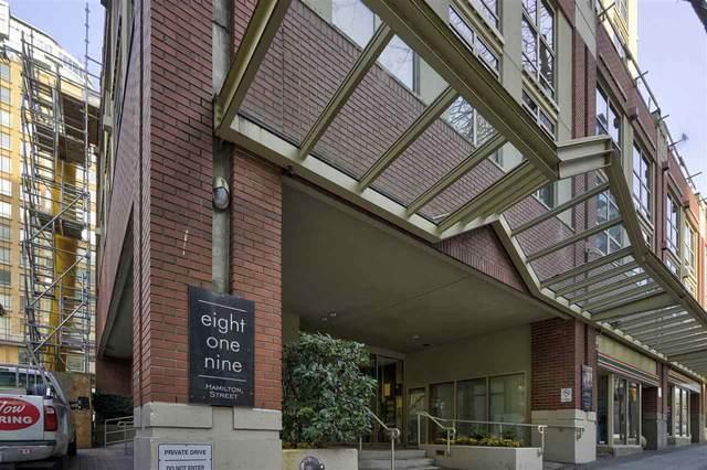 819 Hamilton Street #703, Vancouver, BC V6B 6M2 (#R2542171) :: RE/MAX City Realty