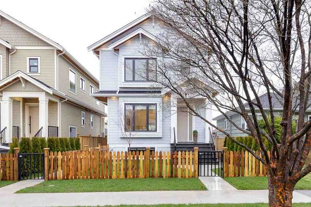 2761 Charles Street, Vancouver, BC V5K 3A6 (#R2542219) :: RE/MAX City Realty