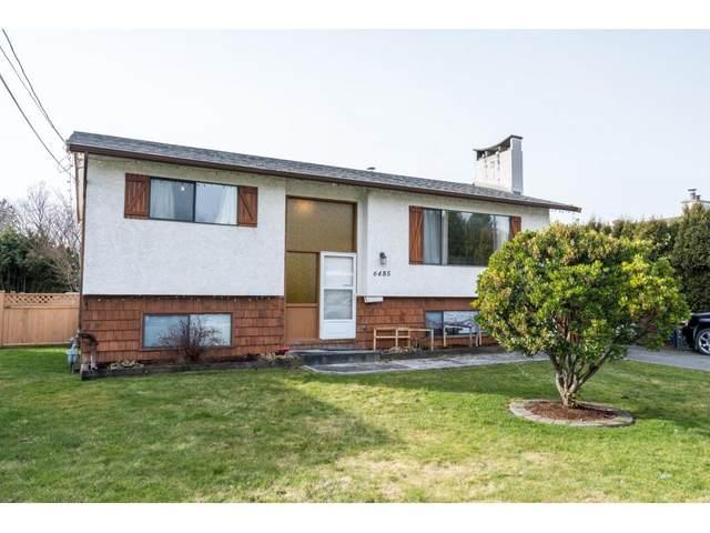 6485 Reid Road, Chilliwack, BC V2R 1T9 (#R2542358) :: Macdonald Realty