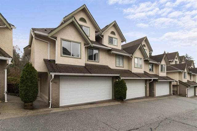 3980 Inlet Crescent #407, North Vancouver, BC V7G 2P9 (#R2542555) :: RE/MAX City Realty